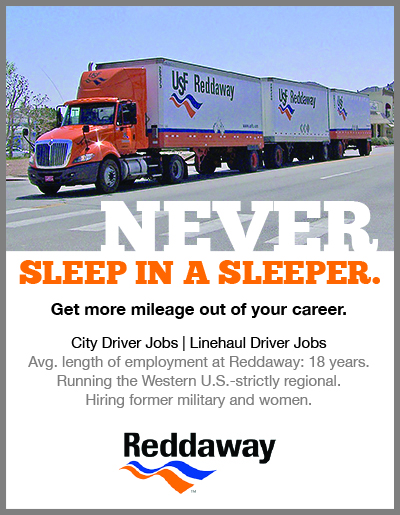 Reddaway Featured Job