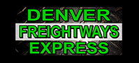 Denver Freightways Express Local Truck Driving Jobs in Commerce City, CO