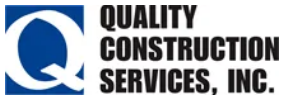 Quality Construction Services, Inc. Local Truck Driving Jobs in Des Moines, IA
