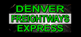 Denver Freightways Express, Inc. Local Truck Driving Jobs in Commerce City, CO