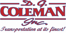 D.G. Coleman drive your way to success with a truck driving job in Commerce City, CO